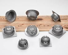 OEM led lighting application aluminum alloy material aluminum die casting