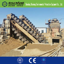 Good quality sand washer for export, sand washing machine prices