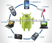 china supplier universal travel adapter with EU UK US AU plugs promotional gift