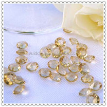 Table Scatters Decorative Glass Diamonds For Wedding Supplier