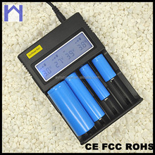 1.5V pentax battery charger for LCD universal recharge Li-ion Lithium 18650 26650 16340 14500 battery