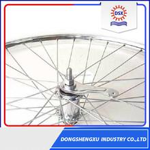 Test Bicycle Wheel