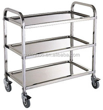 12301TR S.S. Service Trolley (3 Layers), Small
