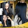 2015 New Coming Top Quality Italian Yaki Full Lace Wig Yaki Human Hair Wig For African American