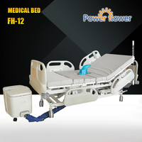 Good price & high quality hill rom hospital beds/ hospital bed
