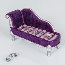 Factory direct sale mini sofa ring holder for home collection or store display