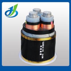 0.6/1kv 3*240mm2 CU/AL PVC/XLPE insulated PVC sheathed low voltage power cable