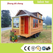 light steel structure house villa /cheap prefabricated house/China prefab house 3m*6m