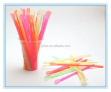 spoon straw/long flexible/plastic flexible drinking straw