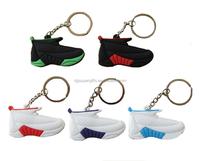 New Air Jordan IV AJ4 Retro Sneaker KeyChain / Jorden sneaker for men keyrings