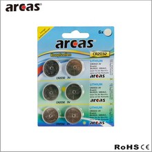 CR 2032 Battery Cell Coin Battery