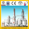 Environmental and safe continuous used oil recycling refineries