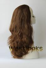 New Product Mongolian Wavy Wig Jewish Hair Band Fall