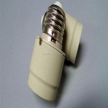 Lighting accessories CE approved E27 converted to PGZ12 ceramic lamp holder