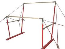 Adjustable Uneven bars/Gymnastic equipment