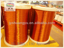 Polyester enameled copper wires for decorative electrical cables