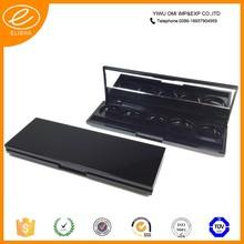 CEC-163E Luxury Black Cosmetic Eyeshadow Case