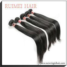 Delicate Machine weaving straight Russian hair