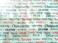100% polyester letter printing oxford fabric for bags/coating fabric