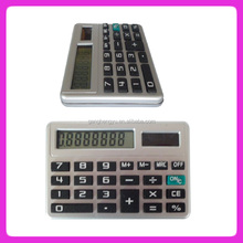Promotional Ultrathin Calculator,Solar Electronic mini card Calculator