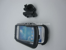 Waterproof shockproof bike phone case for samsung galaxy s4 i9500