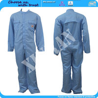 Fabric and Clothing Factory Direct EN11612 100% Cotton Low Formaldehyde Fire Retardant List of Oil and Gas Companies