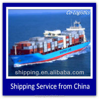 International Cheap Sea Freight from China -mickey skype: colsales03