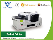CE/FCC digital direct t-shirt printer A2 420mm*800mm with white ink cirulator and RIP
