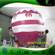 2m Inflatable Cold Air Balloon /Inflkatable Floating Advertising Balloon