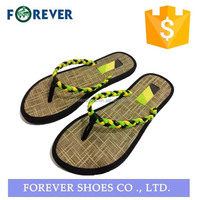 flip flops straw sandals top shoes for women,childrens