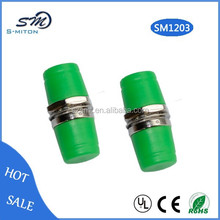 small D type FC fiber optical adapter made in China