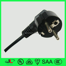 Factory price 250v 6a power cord,french plug wire ac dc power supply
