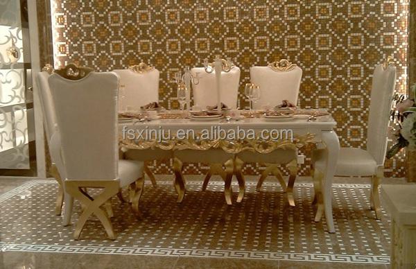 Muebles de comedor/larga mesa de comedor con 8 sillas/nuevo ...
