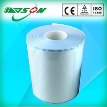 Medical disposable autoclave sterilization pouch roll
