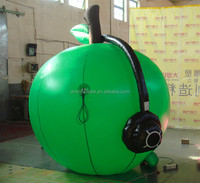 PVC Display and promotion inflatable apple