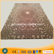 2015 Fashion Colorful Soft Flat Woven Cotton Rug