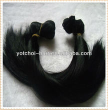 "China Wholesale grade AAA+ 18"" deep wave remy chinese fake hair"
