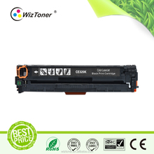Free sample! High Quality new compatible/remanufactured color toner cartridge HP CE320/321/322/323