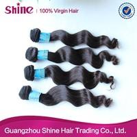 Top 6a hot selling cheap brazilian hair peruvian or malaysian hair