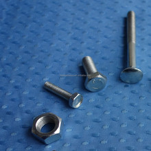 Grade 10.9 high strength hex bolt and nut Hex DIN 933 Bolt Fasteners