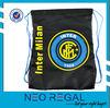 2014 Inter Milan drawstring bag for promotional bag