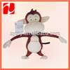 cheap soft white electronic kids talking monkey toys
