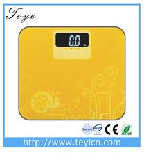 bmi digital scale digital weighing scale bathroom scales digital (TY--2012A--Blue)
