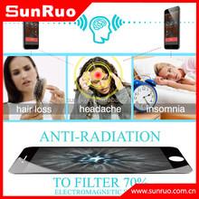 Full cover anti-radiation screen film for iphone 6 plus,radiation protect screen protector for iPhone 6