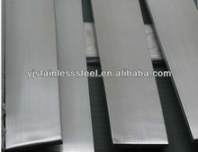 Prime standard ASTM 304L stainless steel flat bar with best quality and price