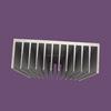 CNC anodizing Aluminum Profile Heatsink Extrusion