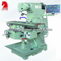 XQ6232 universal swivel head agriculture milling machine
