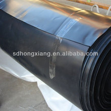 hdpe ldpe geomembrane used in one side textured lagoon 1.5 mm thickness