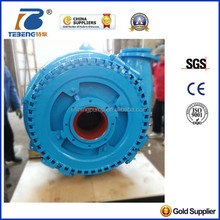 sand pump for wet sand suction, pump for underwater sand, water sand pump