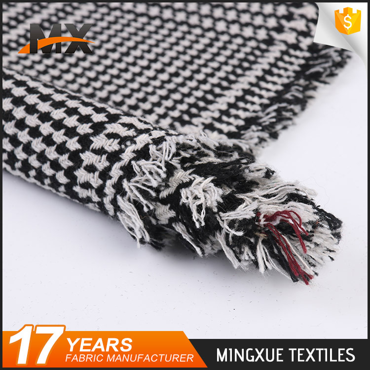 Güzel tasarım ucuz fiyat giyim yün kumaş tüvit çeşit